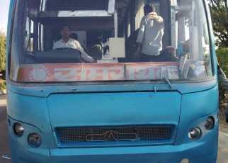 शाहपुरा परिवहन विभाग की बड़ी कार्रवाई