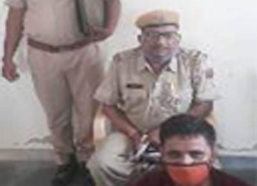 Madanpuri of Jalore finally arrested