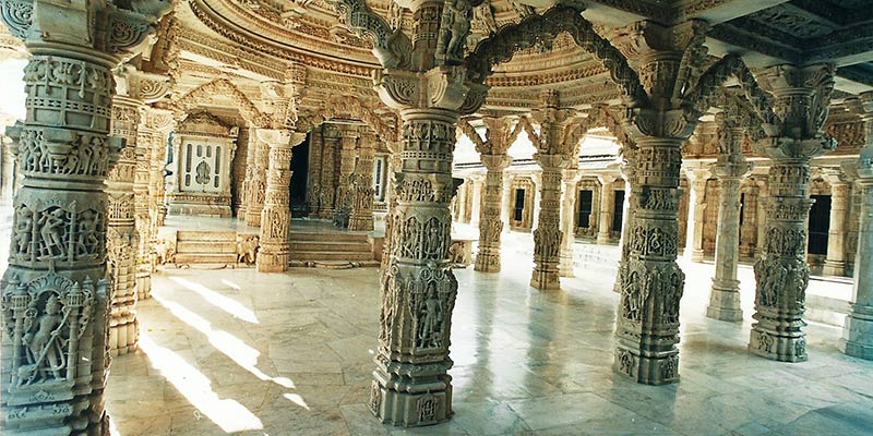Dilwara Jain Temple Architecture