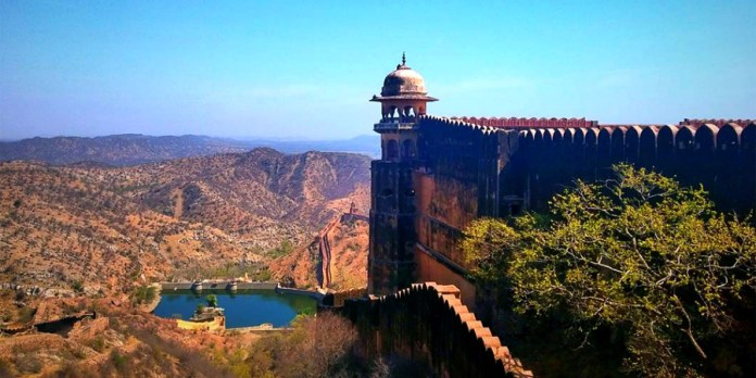 Image result for Jaigarh fort -Jaipur places