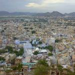 Ajmer City View