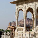 Jaswant Thada in Jodhpur