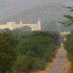 Sariska Palace View