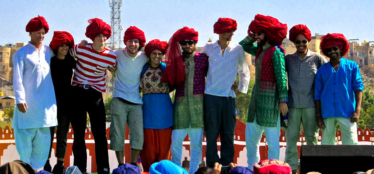 Turban tying Competition