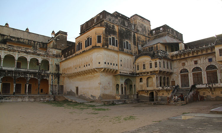 Mandawa Haveli in Rajasthan