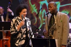 Bjanca Morales ja Larry Price. 2012