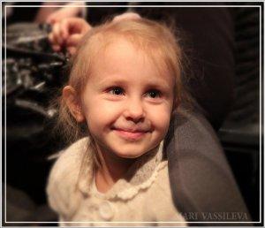 Rajaton jazz 2011. Sonja on jazzin pieni ystävä.