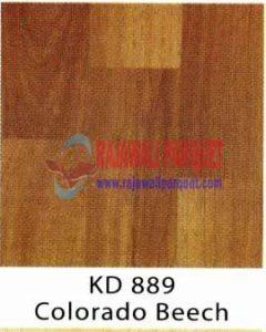 harga lantai kayu laminated KD 889