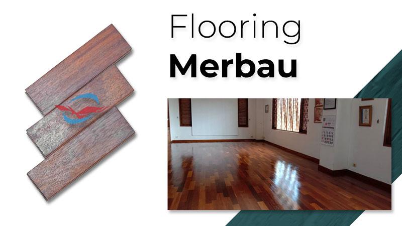 Flooring-Merbau