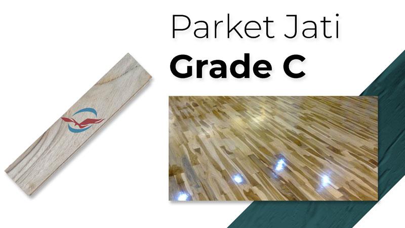 Parket-Jati-C