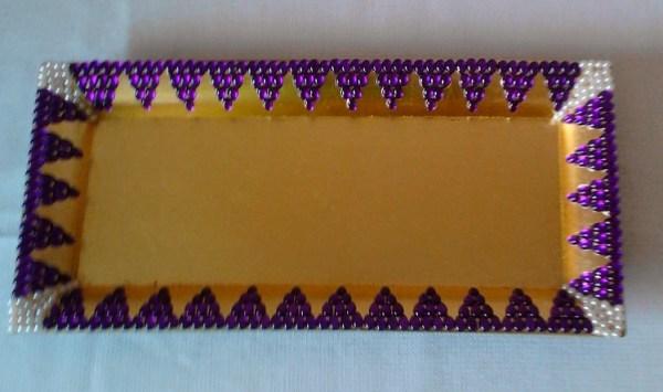 Plate-Purple