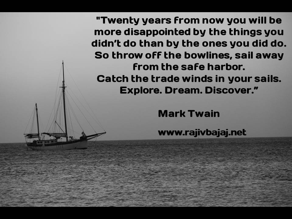 Travel Quote Mark Twain
