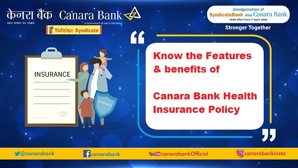 Apply Canara Bank Health Insurance Policy With Bajaj Allianz