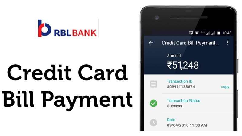 How To Pay RBL Credit Card Payment Using UPI ?