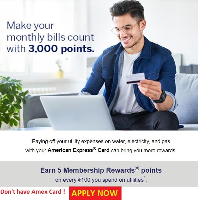 Amex Membership Credit Card Offers