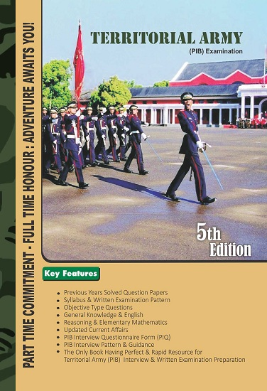 Territorial Army Syllabus