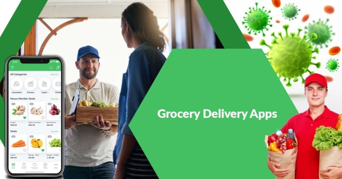 grocery deliveyry app