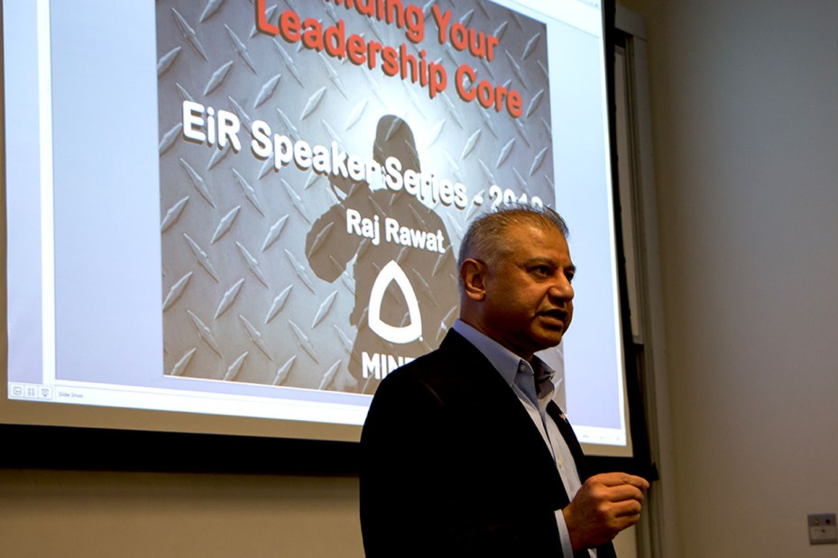 Keynote, Raj Rawat, Building a strong core