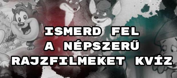 Ismerd fel a népszerű rajzfilmeket - megy a telitalálat?