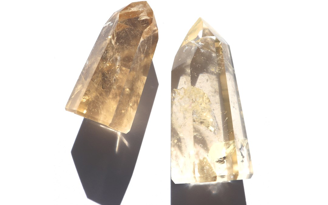 Crystal Insights: Virgo + Citrine