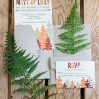 DIY Wedding Invitations with Creative Market