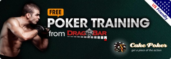 Free Poker Training with Cake Poker