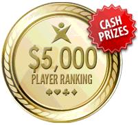 Betsafe 5K Cash Player Ranking Leaderboard