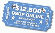 Betsafe GSOP Online Ticket Giveaway