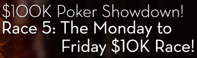 Betsson $10K Monday to Friday Race