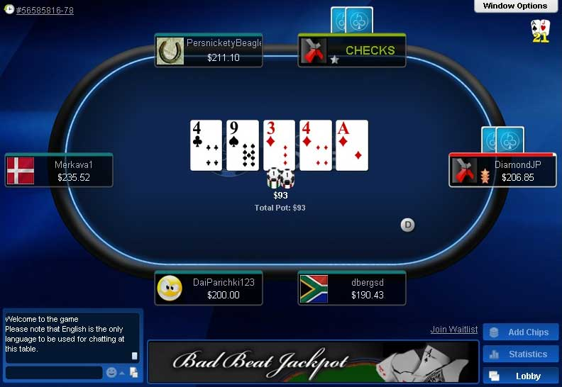Black Chip Poker – Rakeback.com
