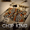 Carbon Poker Chip King