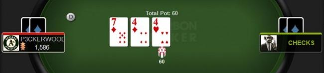 Carbon Poker Tables