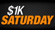 Full Tilt Poker $1K Saturday Tournament