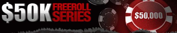 Full Tilt Poker $50K Freeroll Series