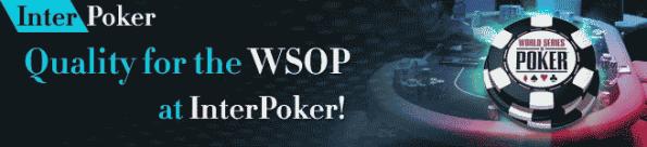 InterPoker WSOP Qualifiers