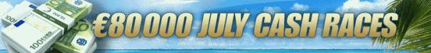 NoiQ Poker 80K July Cash Race