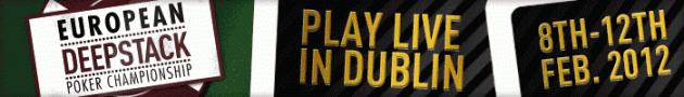 Poker Heaven European Deepstack Qualifiers