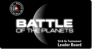 PokerStars Battle of the Planets promotion.