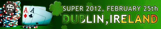 SuperStack Poker Super 2012 Event
