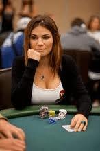 tatiana pasilic playing poker