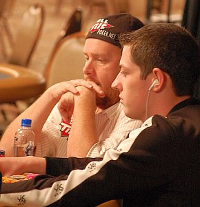 "Tom ""Durrr"" Dwan, poker player."