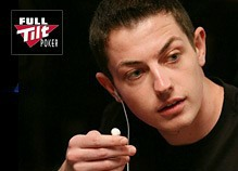 Tom Dwan, a proseffional poker player for Full Tilt, was initially nominated to Poker Hall of Fame.