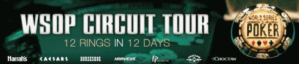 WSOP Circuit Tour