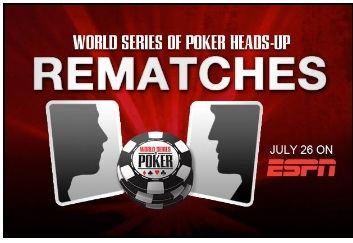 WSOP Rematches