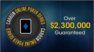 Carbon Poker Online Poker Series 2015