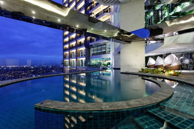 Manila Apartments - Gramercy - Makati - Poker Players