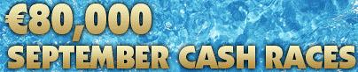 NoiQ Poker 80K September Cash Races