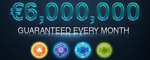 Titan Poker Tournament Guarantees