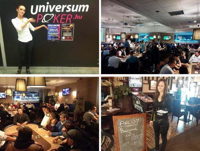 Universum Poker Club, Budapest