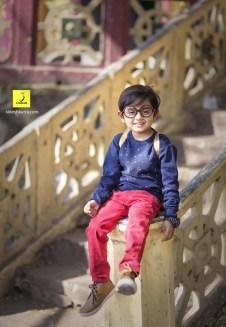 kids Photography Pose